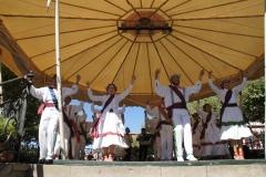 2014-08-17 Dantza emanaldia plazan