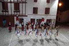 Baxe Nafarroako dantzak