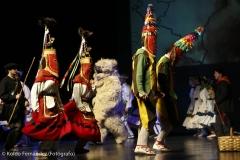 Lapurdiko ihauteria dantzak