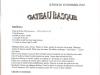 Gateau basque